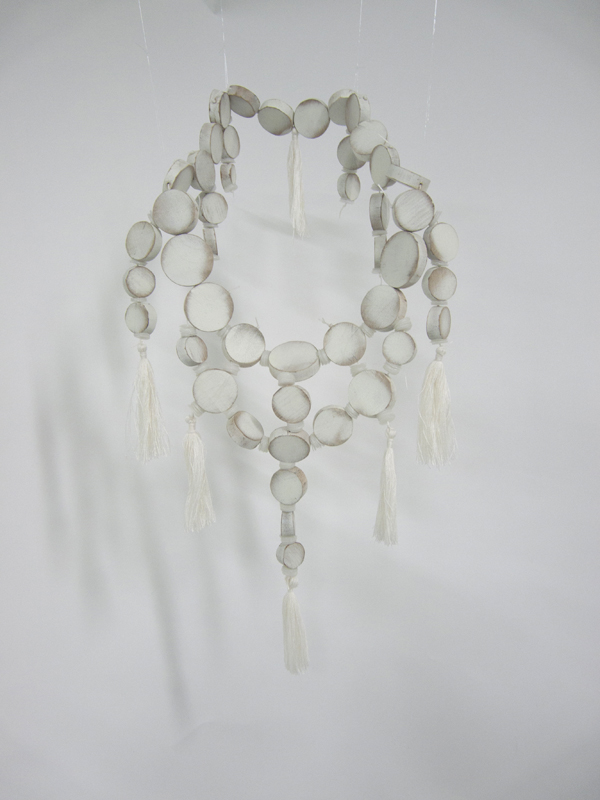 Bridget Harvey  Momotaro Necklaces