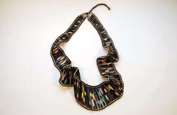 Bridget Harvey Geometric Necklaces