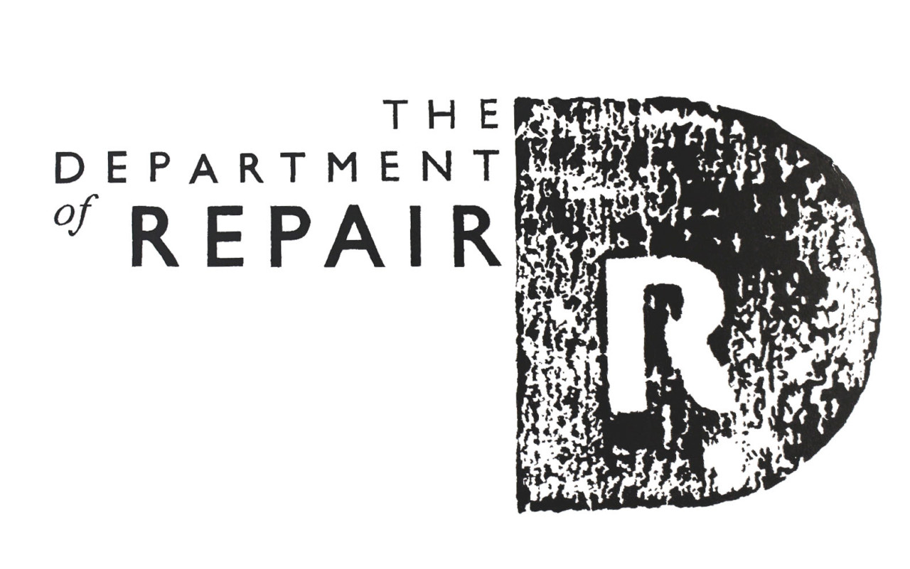 Bridget Harvey  The Department of Repair